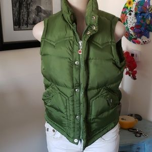 True religion vest womens
